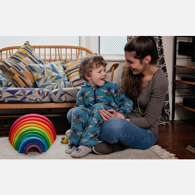 Part-time or Full-time nanny / babysitter in London (flexible hours)