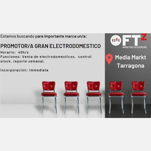 Promotor/a Comercial