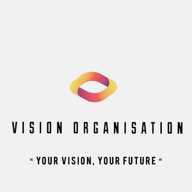 VISION ORGANISATION cover  image