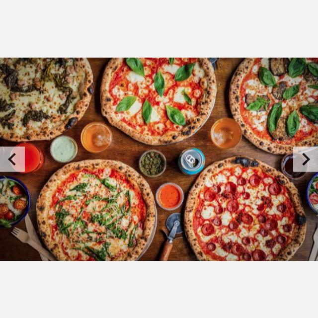 Pizza Chef, East London up to 20 hours