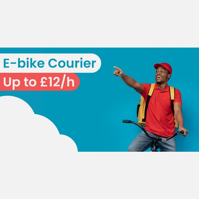 Deliver Groceries on an Electric Bike