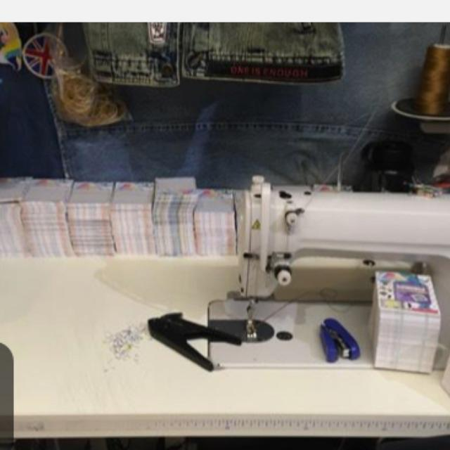 £8-£10/hr+Bonus part-time/ full time sales assistant with sewing skills