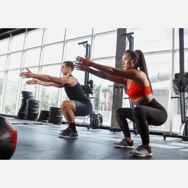 Personal Trainer at Fitness First