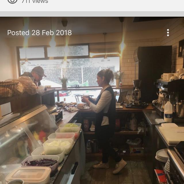 Front of House Cafe Assistant