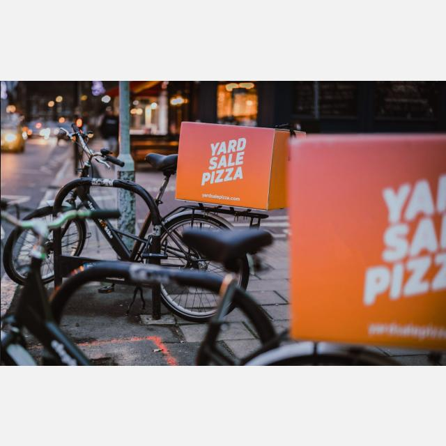 Delivery Cyclist, Finsbury Park N4, From £8.91 p/h