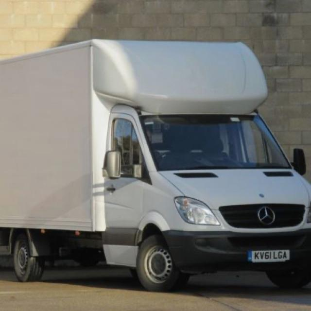 Luton van driver for House Removals