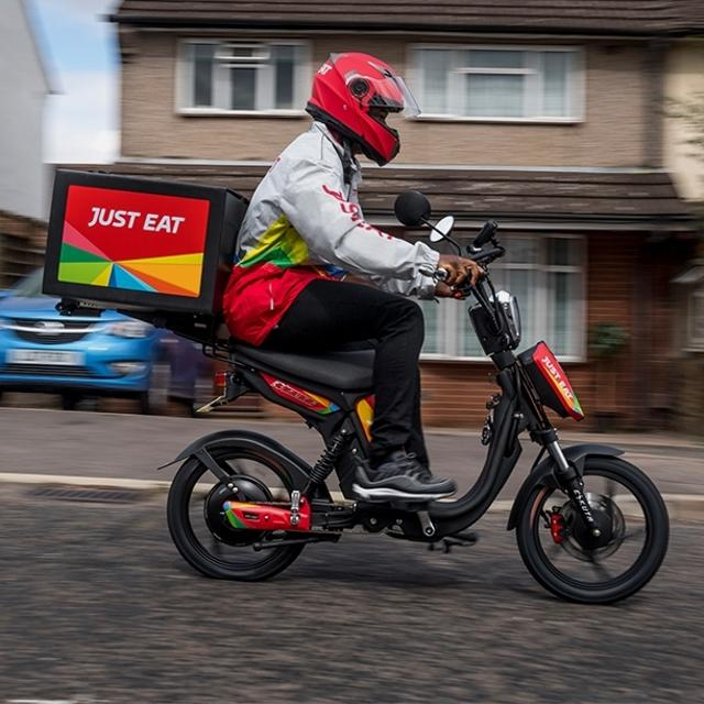 Mon Fri 11am 3pm Food Delivery Rider Must Have Own