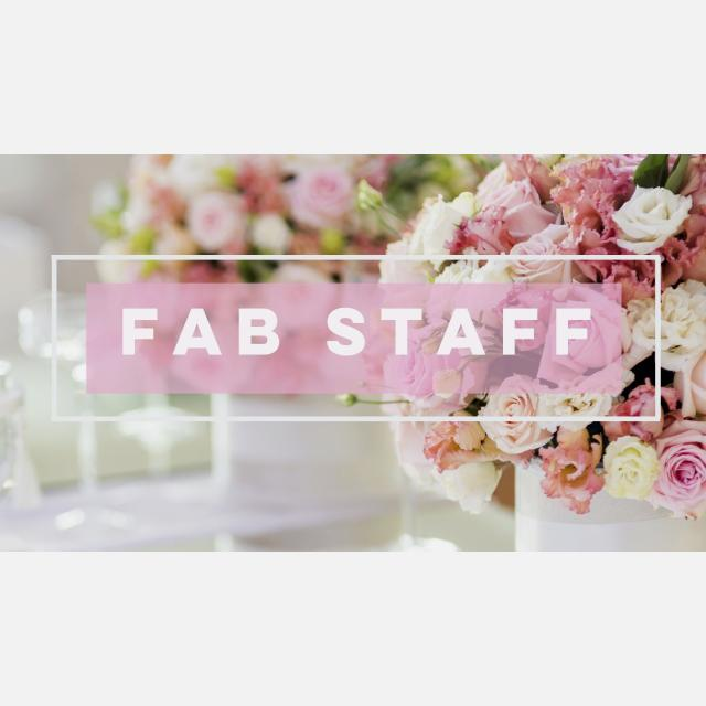 Event Catering / Hospitality Staff