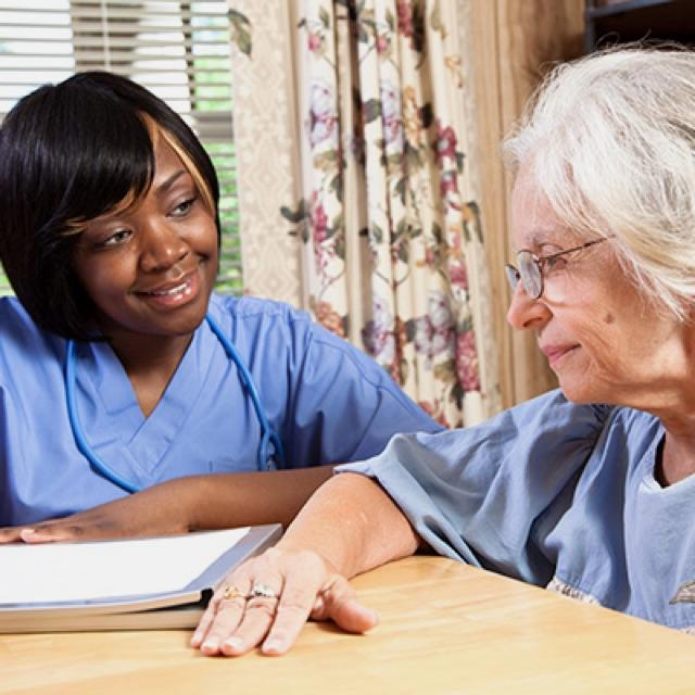 Care assistant in a Nursing home in London, NW8,NW6,NW3