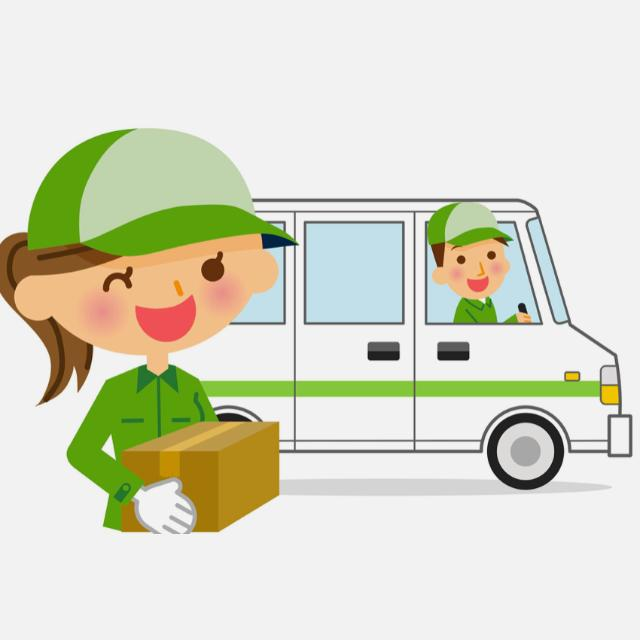 self employed delivery driver