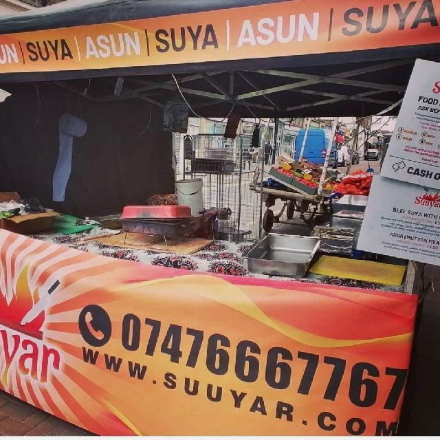 Food stall Assistant