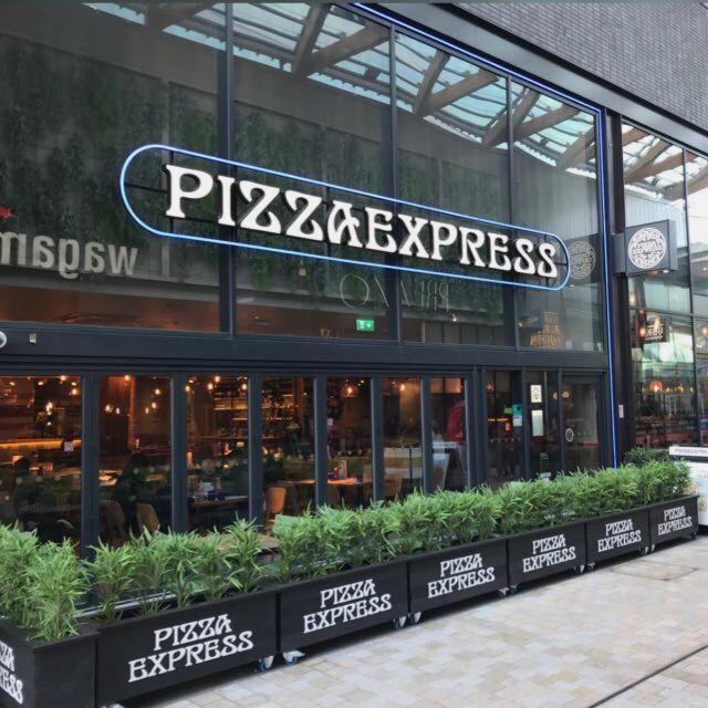 Pizza Chef Pizza Express Bracknell Job Today