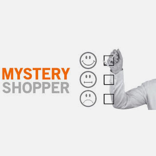 Mystery Shopper - Auditor