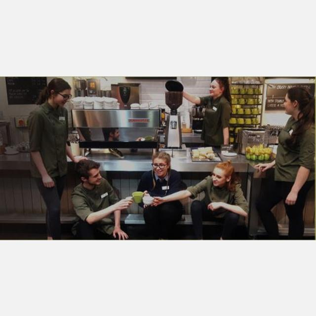 Retail Catering Assistant