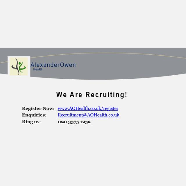 Social Worker (Qualified)