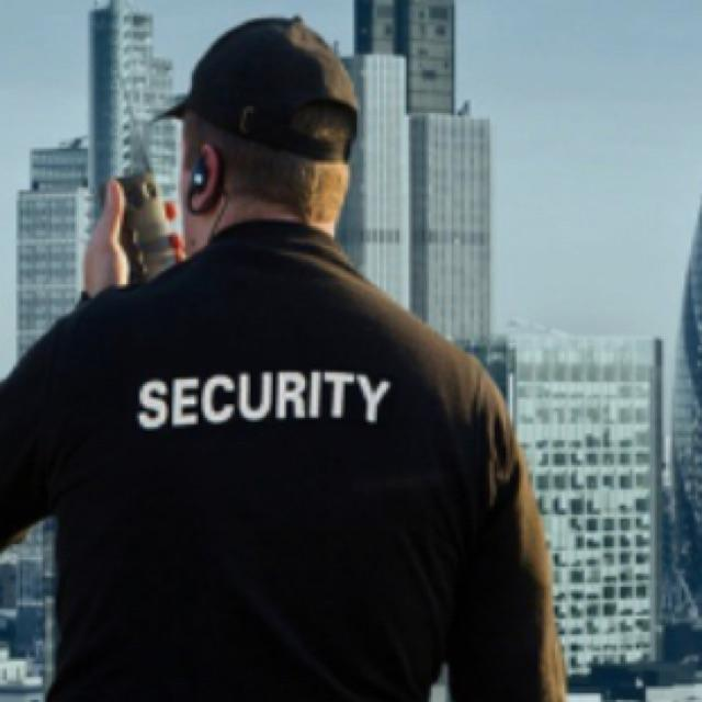 Security Guard - Stand Still - Commercial Property