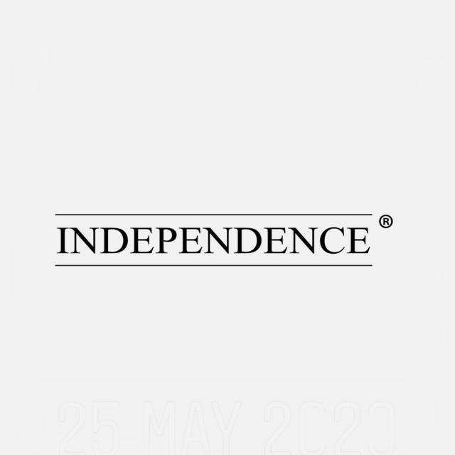 INDEPENDENCE cover  image