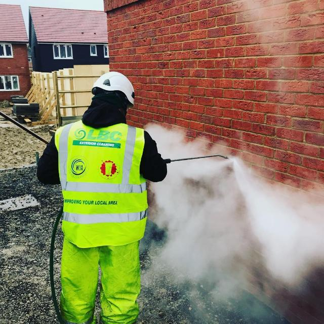 Brick Cleaning CSCS card needed