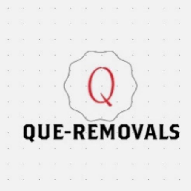 Que removal cover  image