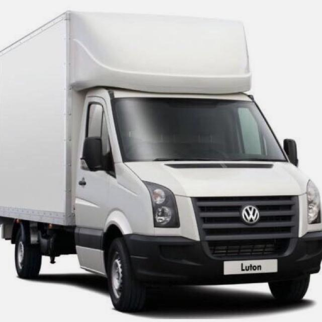 Van Delivery Driver driving job house removals