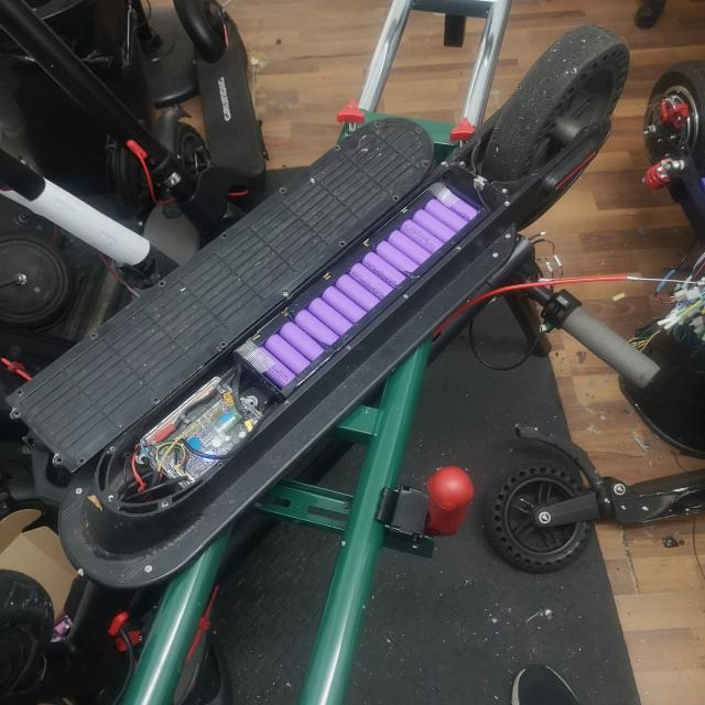 Electric Scooter Mechanic