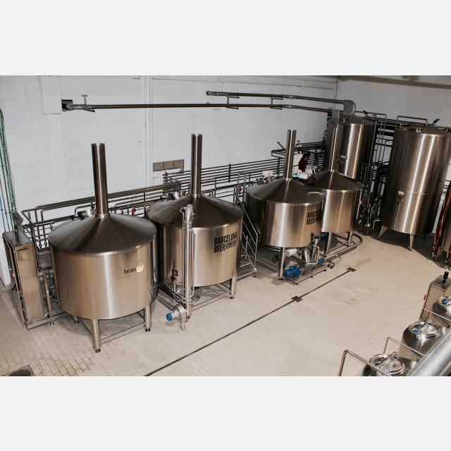 brewer packaging and mantenance
