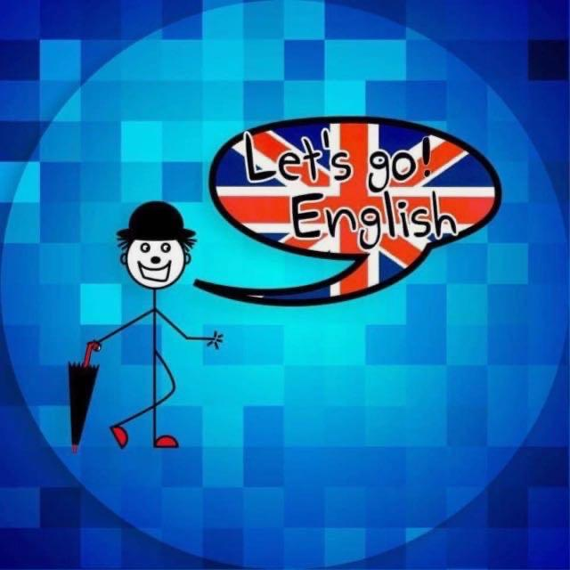 Let's go English! cover  image