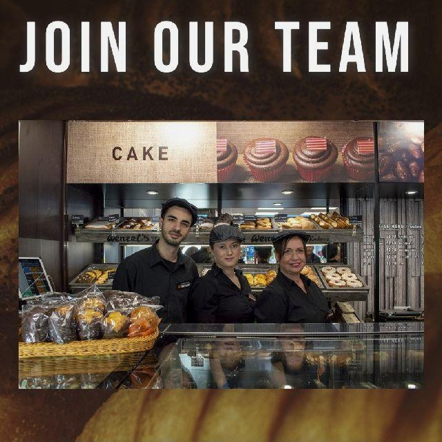 Bakery Shop Manager (Enfield)