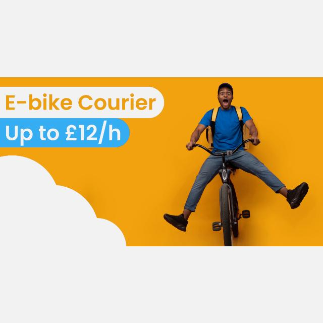 Deliver Groceries on an E-bike