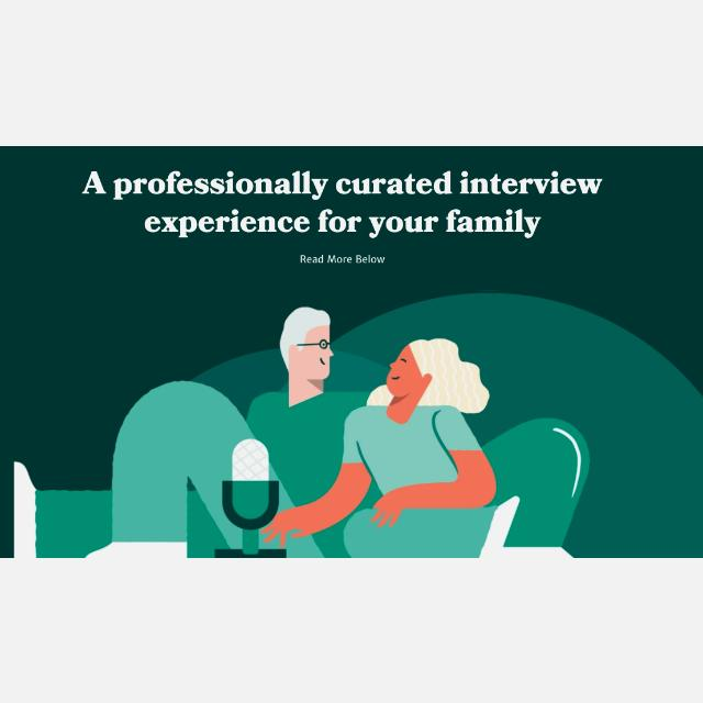 Researcher / Interviewer For Life Story Recordings