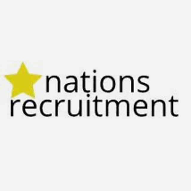 Nations Recruitment cover  image