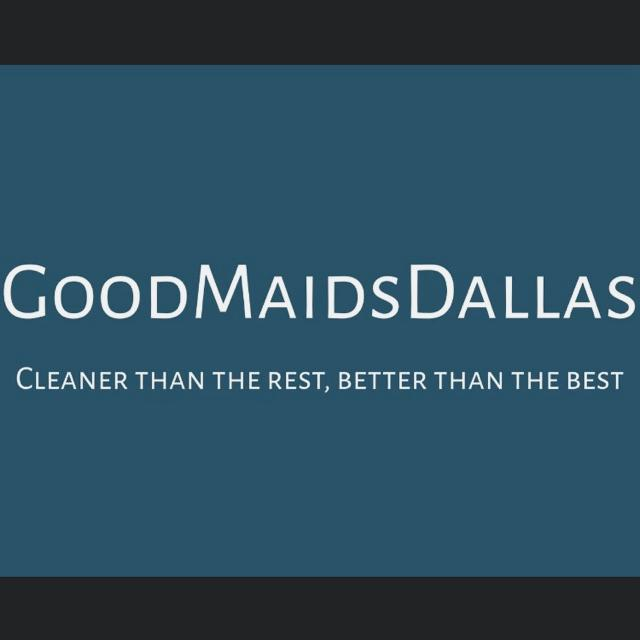 GoodMaids of Dallas cover  image