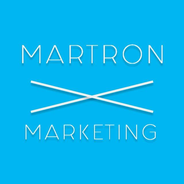 Martron Marketing cover  image