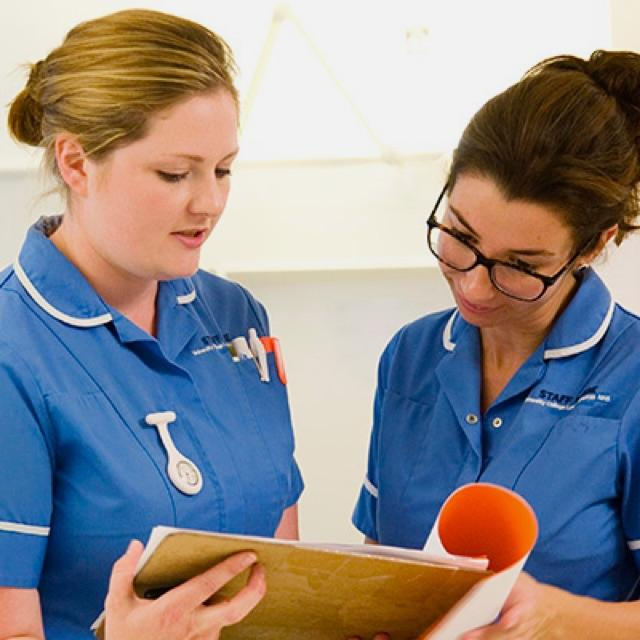 Health Care Assistants-NW8
