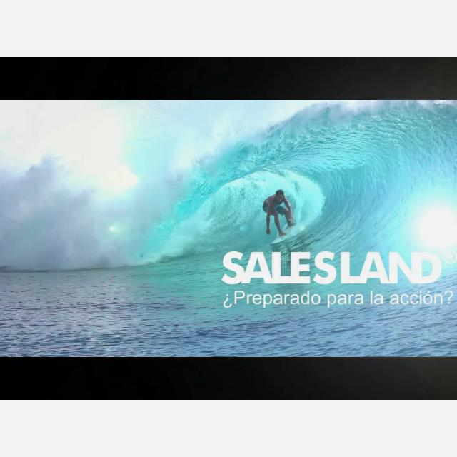 SALESLAND cover  image