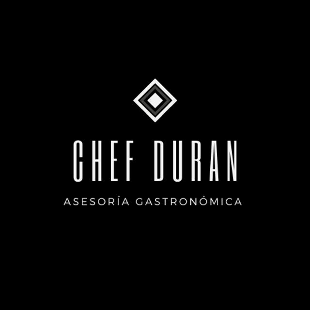 Chef Duran cover  image