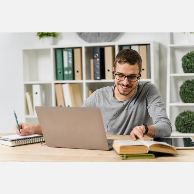 Profesor/a para dar clases particulares online