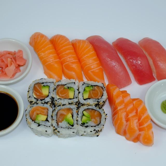 Experience Sushi chef