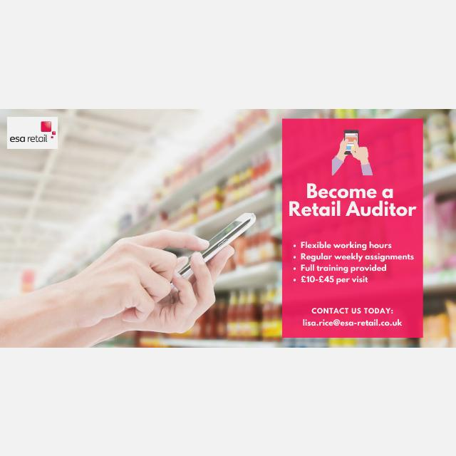 Retail Store Auditor
