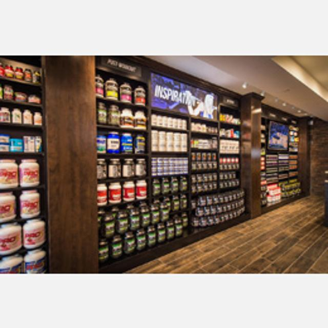 Nutrition Shop Sales Associate