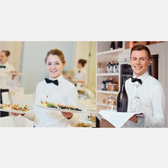 START THIS SUNDAY 22nd Aug -  Event Catering / Waiting Staff