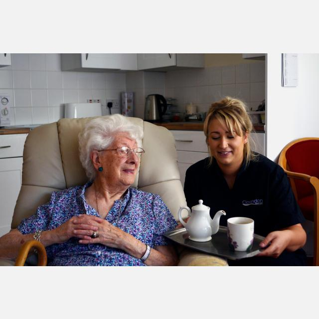Home Care Assistant