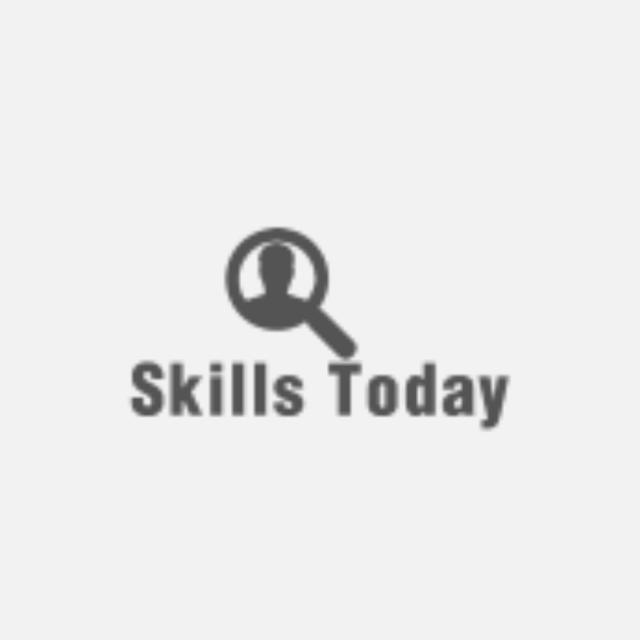 Skills today cover  image