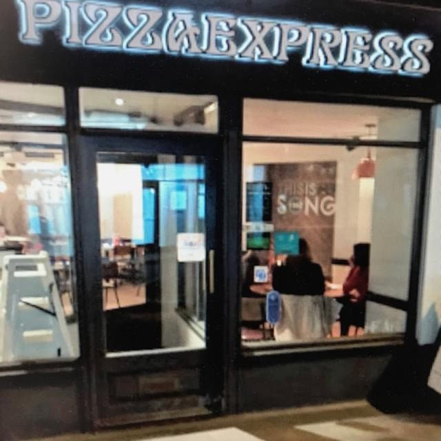Pizza Express Cleaner Pizza Express Epsom Job Today