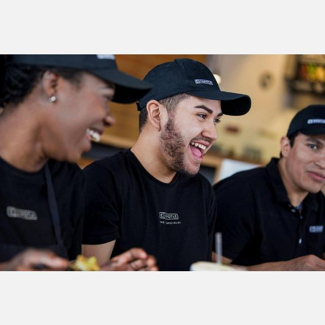 Full Time Team Members needed at Chipotle - £10.50 per hour*