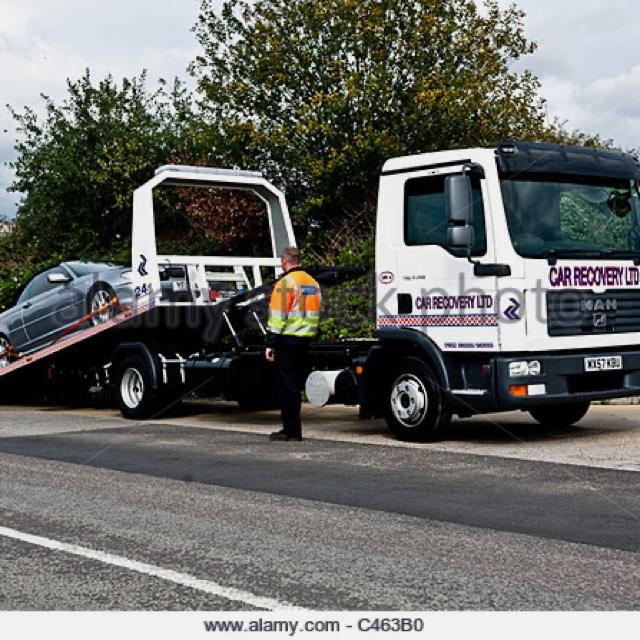 Vehicle Recovery Driver required