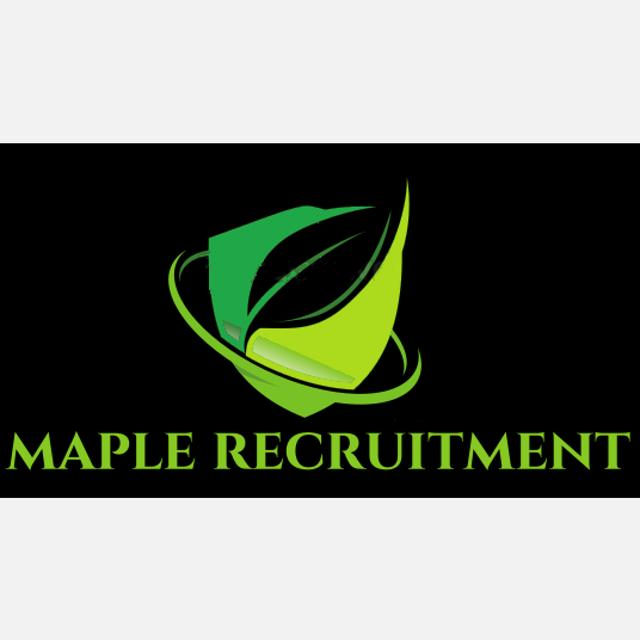 Maple Recruitment cover  image
