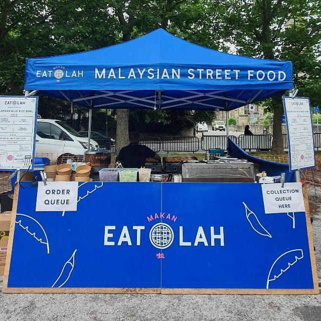 Street food stall manager/manageress