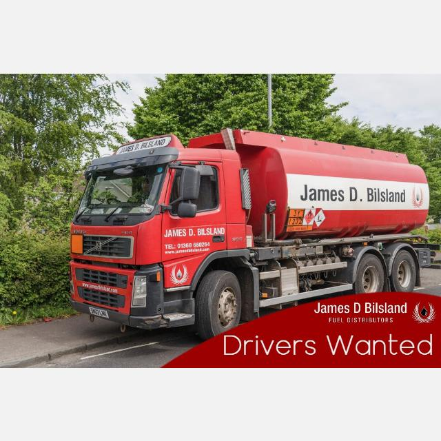 Tanker Delivery Driver- Class 2 LGV Driver