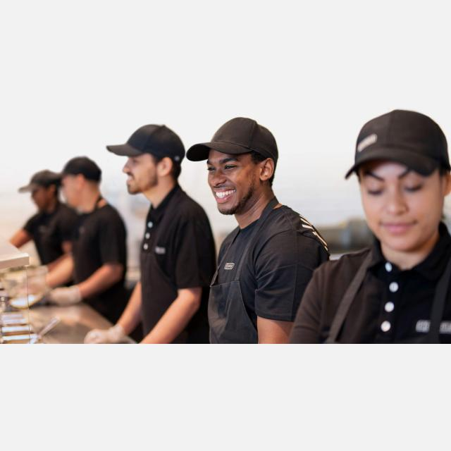 Kitchen Team Member Chipotle London Wall (Monday to Friday Only!)
